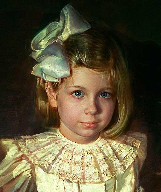 43a68039e27 Little Girl Portrait ...